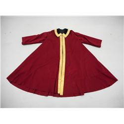 MOUNTED BAND OF THE HOUSEHOLD CAVALRY DRESS CLOAK