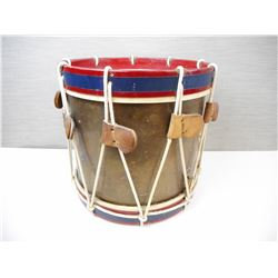 MILITARY ROPE SIDE DRUM