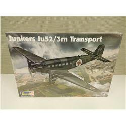 JUNKERS JU52/3M TANSPORT MODEL AIRPLANE