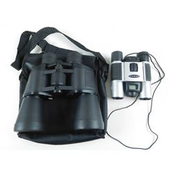 OPTIC 2050 BINOCULARS & OPTICAM 1025