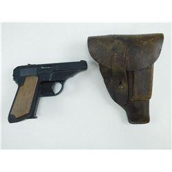 VINTAGE EDISON FALCON TOY GUN WITH HOLSTER