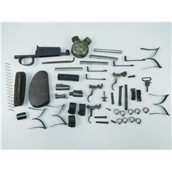 ASSORTED GUN PARTS