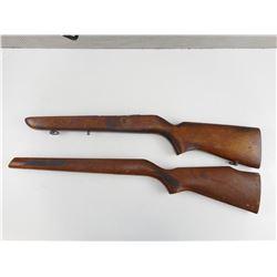 MARLIN WOODEN GUN STOCKS