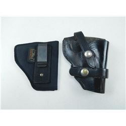 CONCEALMENT HOLSTER & SLEEVE