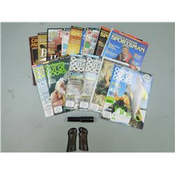MAGAZINES AND GUN PARTS