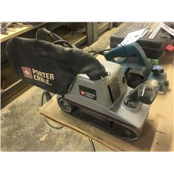 PORTER CABLE MODEL 4X 24 ELECTRIC BELT SANDER