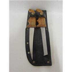 FILLET KNIFE AND SAW SET