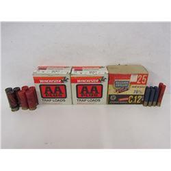 12GA AND 410CAL AMMO