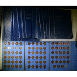 10 SETS COMPLETE 1941-1958 LINCOLN
