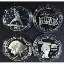 1995 SPECIAL OLYMPICS, 1992 OLYMPICS,