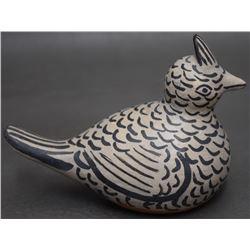 COCHITI POTTERY BIRD