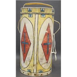 PLAINS PARFLECHE CONTAINER