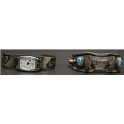 HOPI/NAVAJO WATCH BANDS
