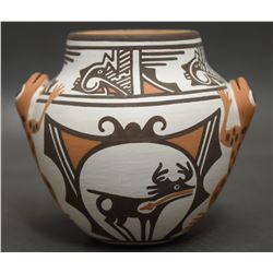 ZUNI POTTERY JAR ( YATSATTIE)