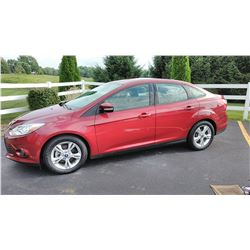 2014 Ford Focus Like New Condition! 27,000 Miles
