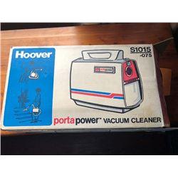 Hoover Porta-Power Vacuum Cleaner S1015
