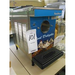 SaniServ Soft Serve Yogurt  Ice Cream Machine, Model DF200