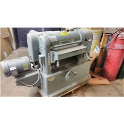 "POWERMATIC MODEL 180 20"" PLANER"