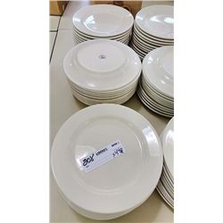 Homer Laughlin Dinner Plates