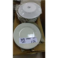 Homer Laughlin Bread and Butter Plates, NEW