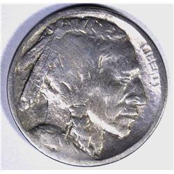 1914-D BUFFALO NICKEL, VG KEY COIN