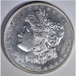 1878 7TF MORGAN DOLLAR  BU