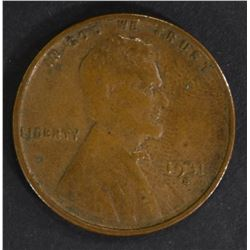 1931-S LINCOLN CENT  VF/XF