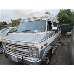 1991 Chevrolet Sportvan