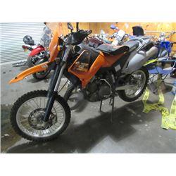 2000 KTM 400 Enduro