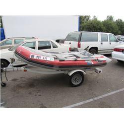 1992 Achilles Raft
