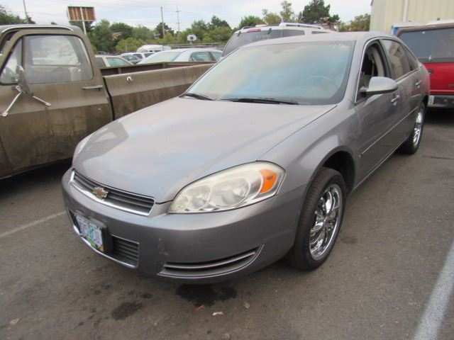 2006 Chevrolet Impala Speeds Auto Auctions
