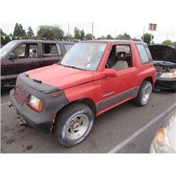 1990 Suzuki Sidekick
