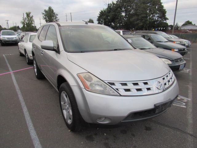 2005 Nissan Murano Speeds Auto Auctions