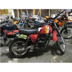 1981 Kawasaki KL250