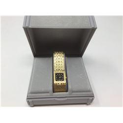 AzurMen's Quartz Wrist Watch