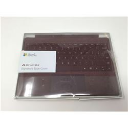 Microsoft Surface Pro Alcantara Signature Type Cover