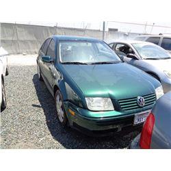 VW JETTA 2000 T-DONATION