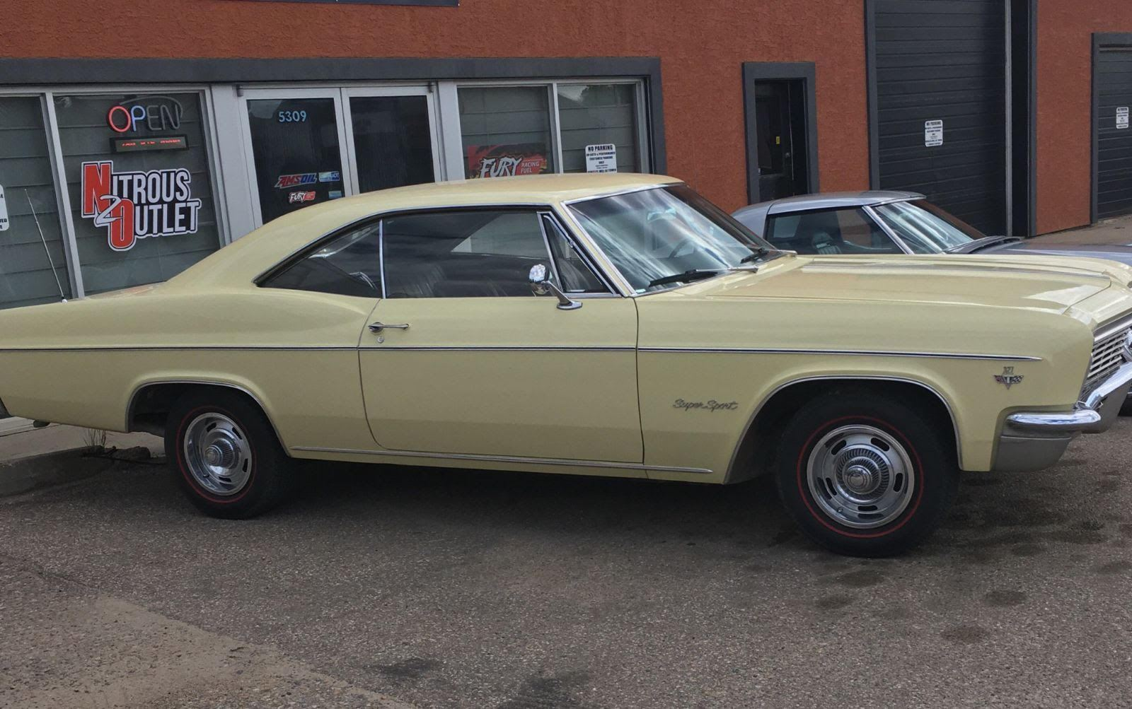 1966 Chevrolet Impala 327 4 speed