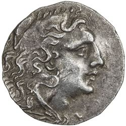 "PONTIC KINGDOM: Mithradates VI, Eupator, the ""Great"", 120- 63 BC, AR tetradrachm (15.97g), Odessus."