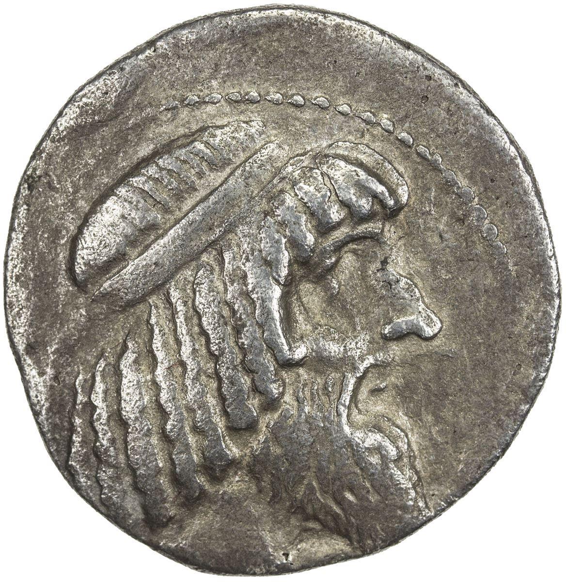 CHARACENE: Theonesios, ca. 25-18 BC, AR tetradrachm (12