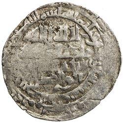 HAMDANID: Nasir al-Dawla & Sayf al-Dawla, 942-967, AR dirham (2.13g), Antakiya, AH340. VF