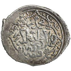 KARAMANID: Muhammad b. 'Ala al-Din, 1402-1419, AR dirham (1.78g), Kayseri, ND. VF