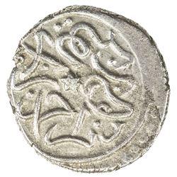 KARAMANID: Pir Ahmad, 1464-1466, AR akce (0.87g), Konya, AH870. EF