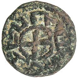 ARMENIA: Roupen I, 1080-1095, AE pogh (3.97g). F-VF