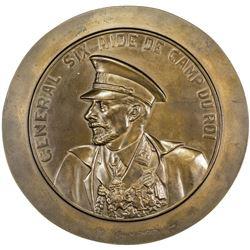 BELGIUM: AE medal (288.4g), ND (ca. 1900?). UNC