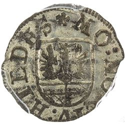 HILDESHEIM: AR 4 pfennig, 1717. PCGS MS64