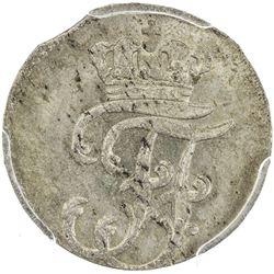 MECKLENBURG-SCHWERIN: AR schilling, 1803. PCGS MS64