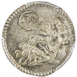 NUREMBERG: AR kreuzer, 1799. PCGS MS65