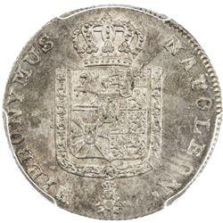 WESTPHALIA: AR 1/6 thaler, 1809-B. PCGS MS64