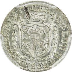 WURZBURG: AR schilling, 1794. PCGS MS66